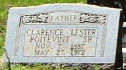 Clarence Lester Poitevint, Sr