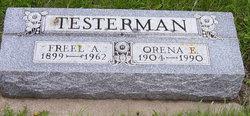 Freelan Alexander Freel Testerman