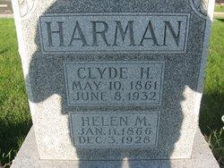 Clyde Howard Harman
