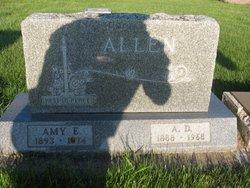 Amy Elizabeth <i>Harman</i> Allen
