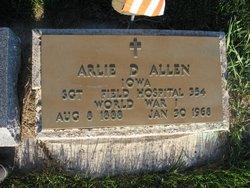 Arlie Deniz Allen