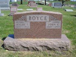 Maude Cassandra <i>Hart</i> Boyce