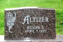 Duane Leslie Skip Altizer