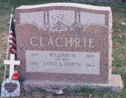 Annie Lydia <i>North</i> Clachrie