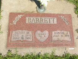 Henry Harold Barrett