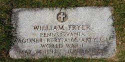 William Fryer