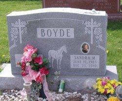 Sandra Marie <i>Downer</i> Boyde