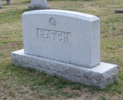 Eleanor Harrison <i>Weston</i> Hatch