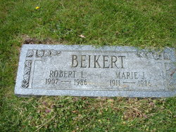 Marie J <i>Petshot</i> Beikert