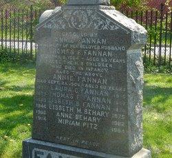 Anne Annie <i>Cassidy</i> Fannan