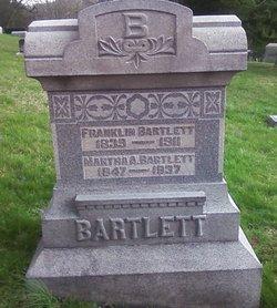 Martha Ann <i>Horner</i> Bartlett