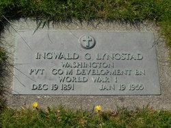 Ingwald Gustav Lyngstad