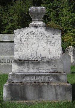 Betsey <i>Clark</i> Leland