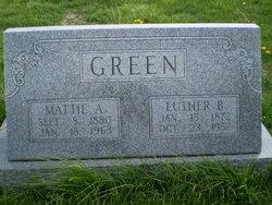 Ellen A. Mattie <i>Alexander</i> Green