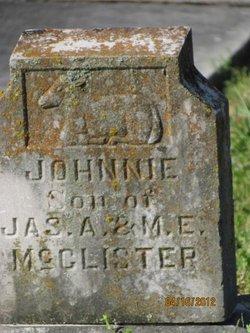 Johnnie McClister