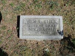 Viola Flick