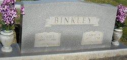 Carrie <i>Speer</i> Binkley