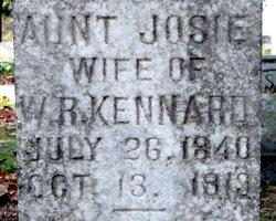 Josephine Josie <i>Dixon</i> Kennard