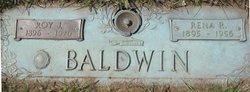 Roy J Baldwin