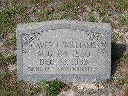 Cavern <i>Akins</i> Williams