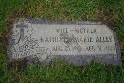 Kathleen Marie <i>Tieman</i> Alley