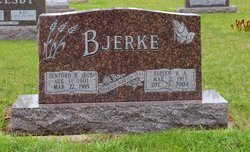 Benford H Bob Bjerke