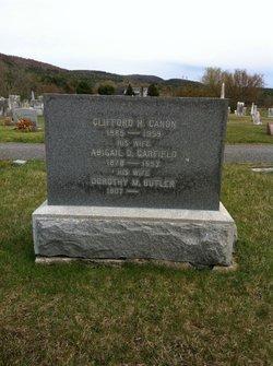 Dorothy Mabel <i>Butler</i> Canon