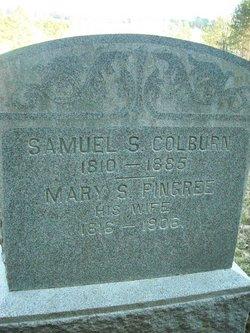 Mary Sawyer <i>Pingree</i> Colburn