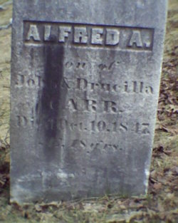 Alfred A Carr