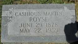 Cashious Martin Royse