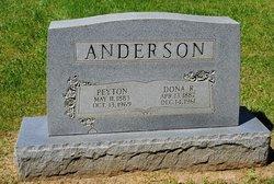 Dona Ann <i>Ragland</i> Anderson