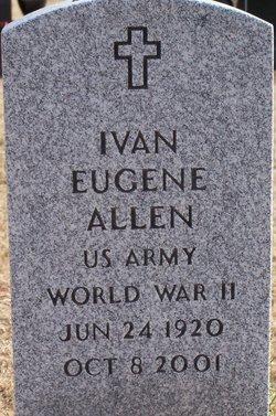 Ivan Eugene Allen