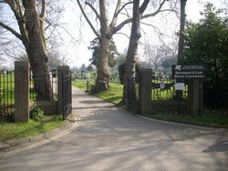 East Sheen and Richmond Cemeteries