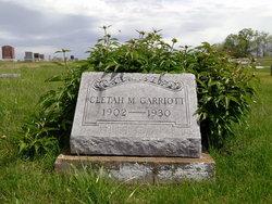 Cletah Mae <i>Rhoades</i> Garriott