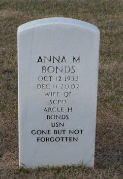 Anna Mae <i>Lasater</i> Bonds