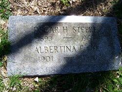 Albertina F. <i>Cole</i> Steere
