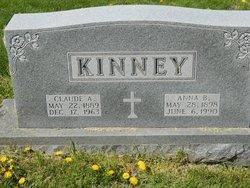 Anna Barbara <i>Starr</i> Kinney