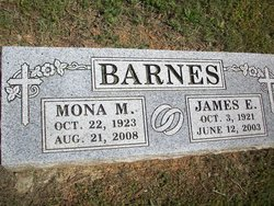 Mona Marie Barnes