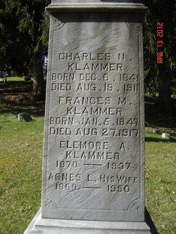 Charles N Klammer