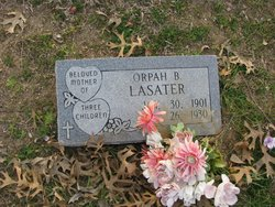 Orpha <i>Russell</i> Lasater