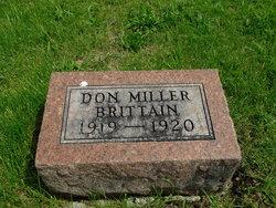 Don Miller Brittain