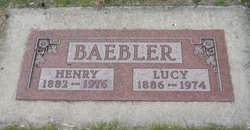 Lucy Baebler
