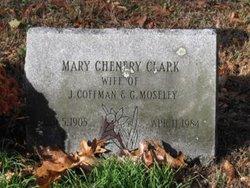 Mary <i>Chenery</i> Clark