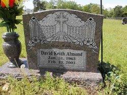 PFC David Keith Almond