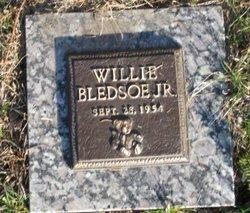 Willie Bledsoe, Jr