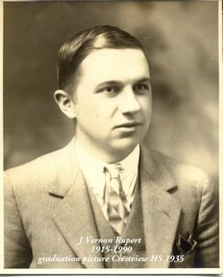 Pvt J Vernon Rupert