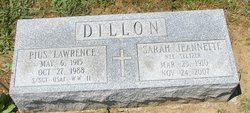 Pius Lawrence Dillon