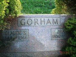 Ora <i>Manchester</i> Gorham