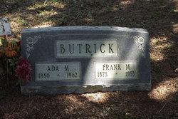 Ada M. Butrick