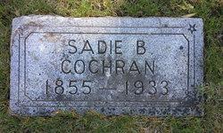 Sadie B. Cochran